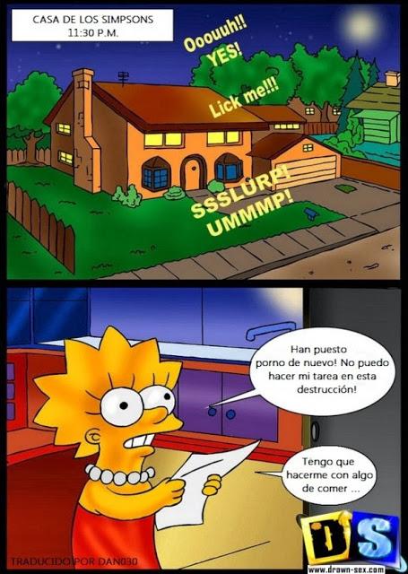 Los Simpson Porno Gratis Ic