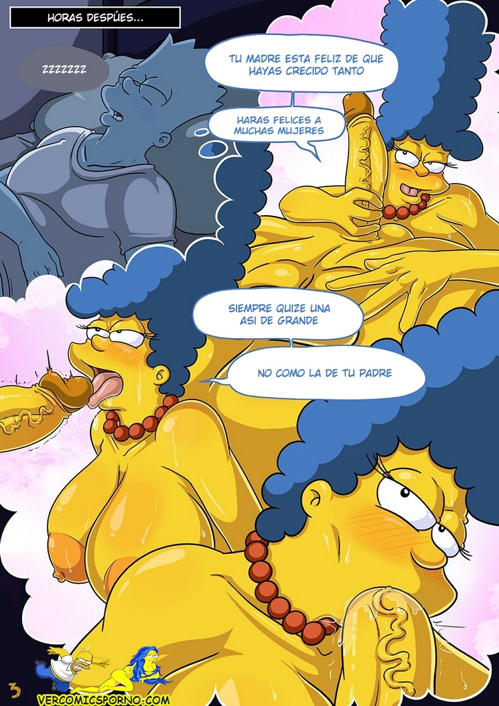 Sexo Walking Simpsons