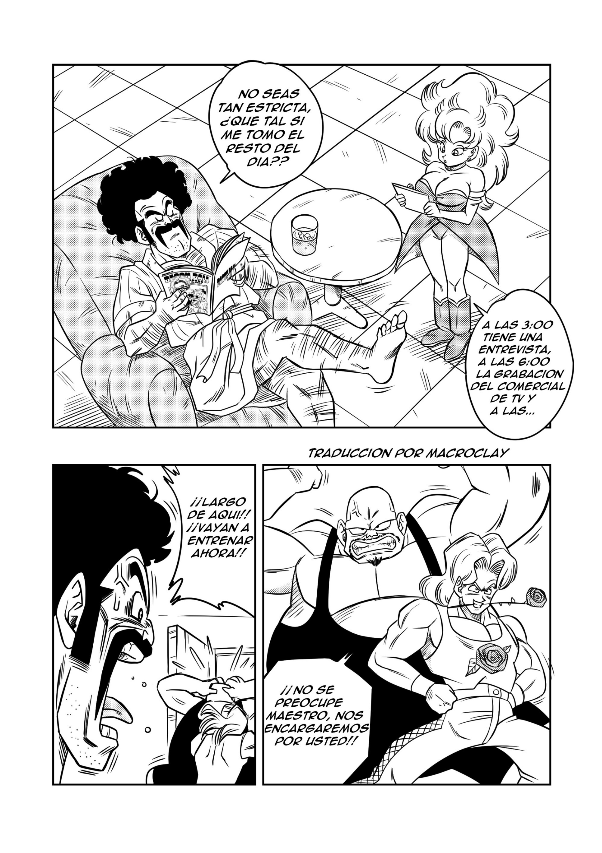 pechos grandes dragon ball