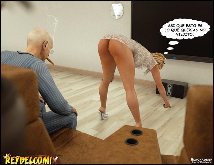 sexo en residencia de ancianos
